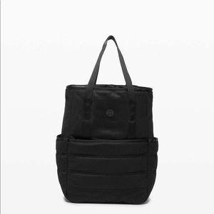 New lululemon Dash All Day Backpack Black